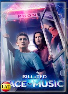 Bill & Ted: Salvando el Universo (2020) DVDRIP LATINO