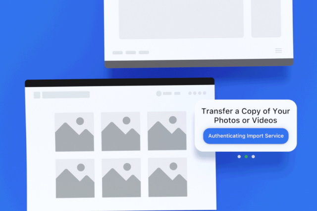 Google Photos transfer tool for Facebook is now available for users in the US