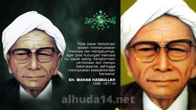 iografi KH. A. Wahab Hasbullah