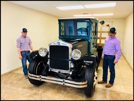 Valley Farm Transport 1930 Kenworth 125