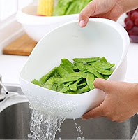 Multi purpose washing bowl