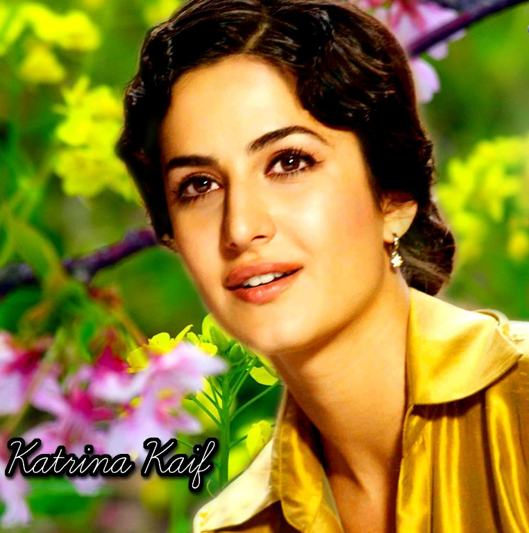 Worlds Best Chat Place Katrina Kaif With Flowers Gorgeou