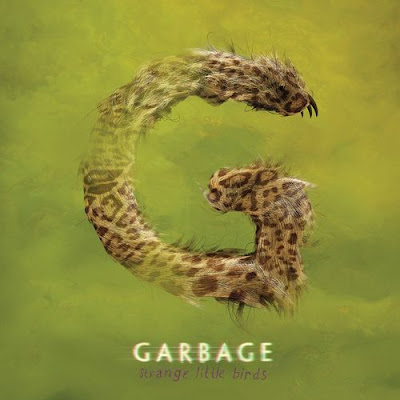 "GARBAGE ""Magnetized"""