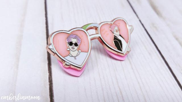 Anpinmanz | BTS Jimin's Sunglasses Pin