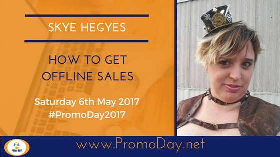 #Webinar: How to Get Offline Sales with Skye Hegyes