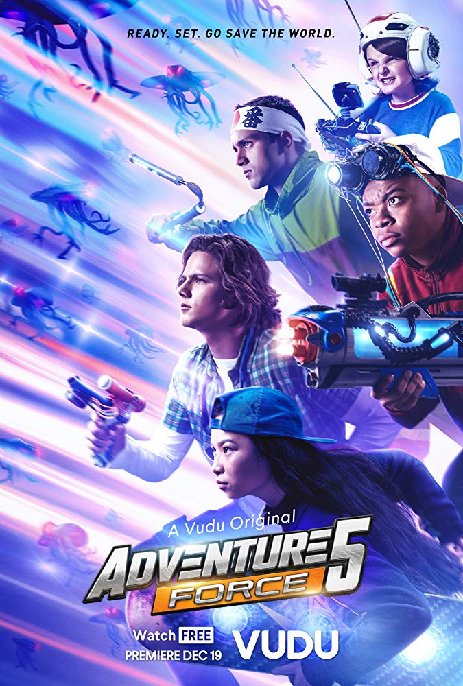 Adventure Force 5 (2019) English Full Movie 300MB WEB Download