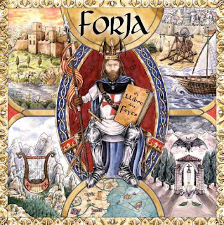 "Forja - ""Muret"" (video) from the album ""El llibre dels feyts"""