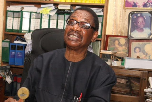 Major General: 'PUNCH Has Greatly Embarrassed Nigerians' - Sagay