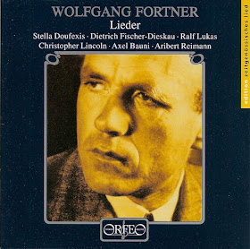 Kammermusikkammer Wolfgang Fortner Klavierlieder