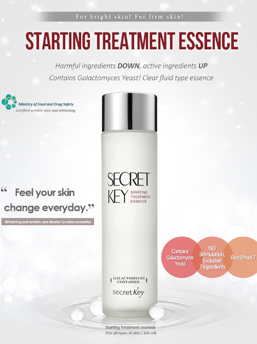Starting Treatment Essence