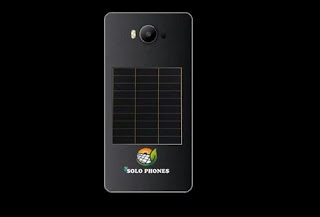 Solophones launches Solar Powered 'Solo Phone Se Pro' Smartphone in India