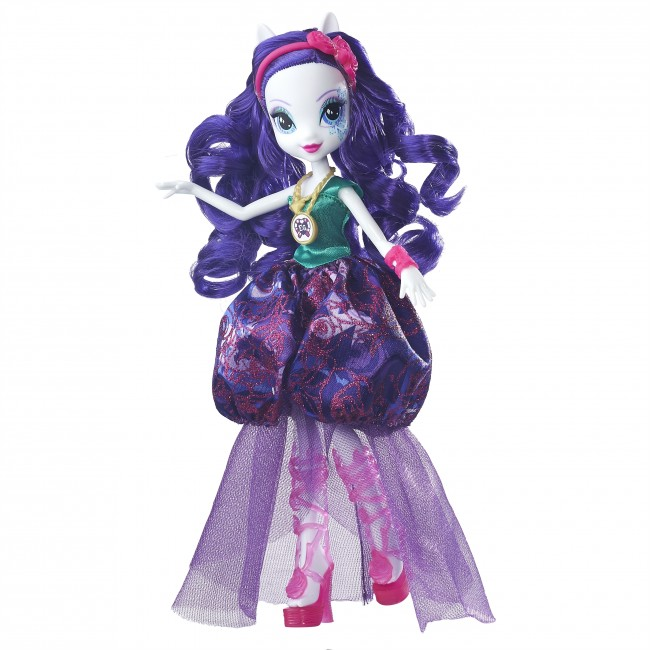 Rarity Daisy Doll Legends of Everfree