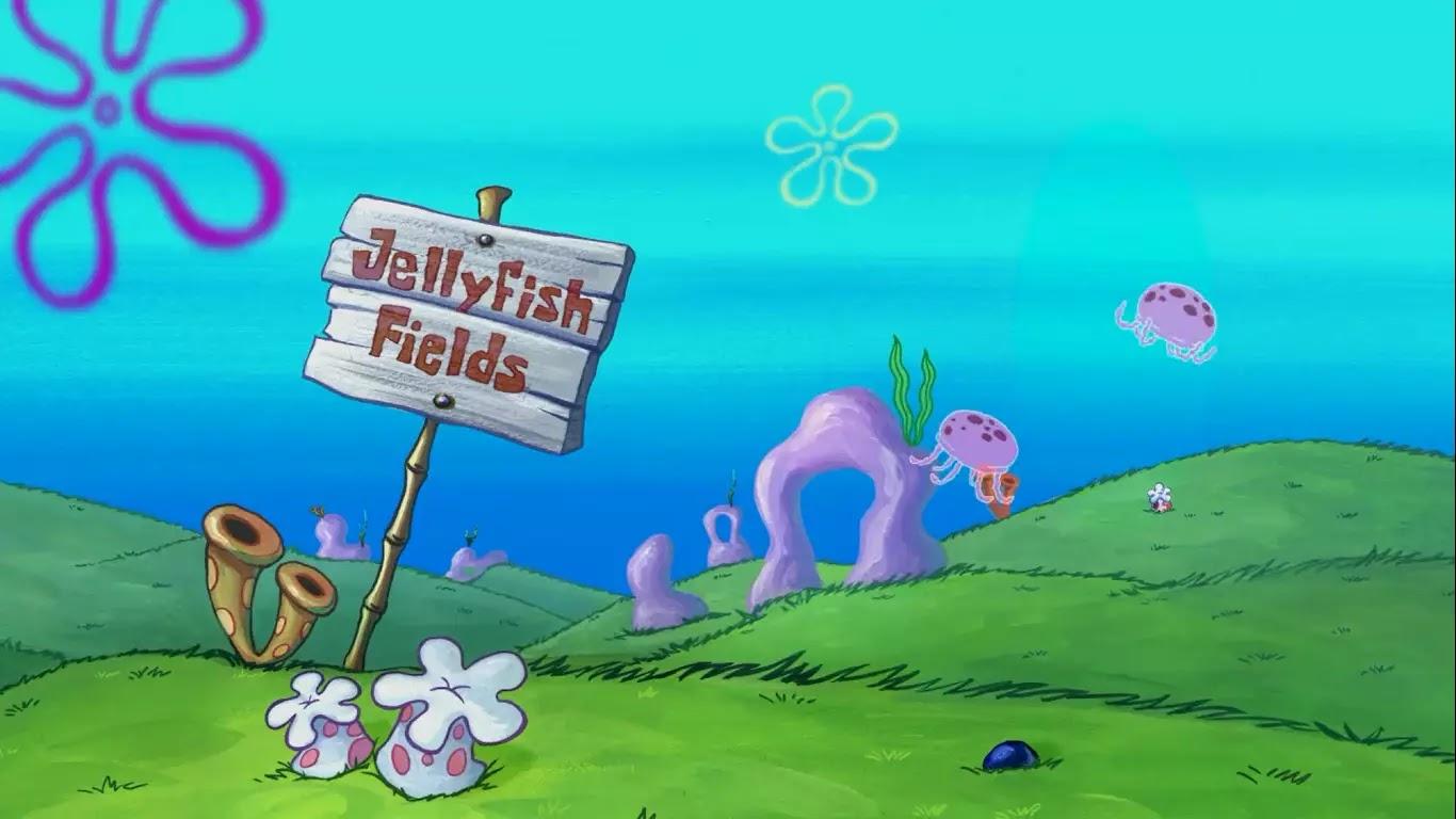 ladang ubur-ubur