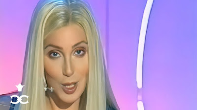 """Originally Queen Of Pop Cher Is Celebrating Her Futuristic-Electronic Single """"The Music's No Good Without You"""" turning 20 Y.O.!"""