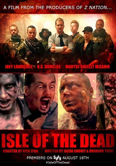 Isle of the Dead 2016 720p WEB-HDRip Dual Audio Hindi 700 MB