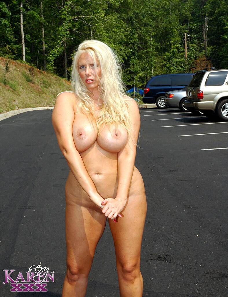 Going Nude In Public 38
