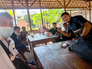 Pengukuhan Panitia Deklarasi Pengurus DPC LSM TEROPONG Probolinggo