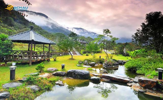 Nơi nào được ví như thiên đường du lịch ở Đài Loan?