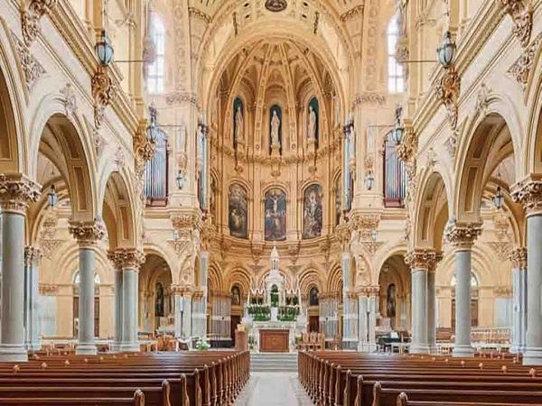 nhà thờ Fancisc Xavier