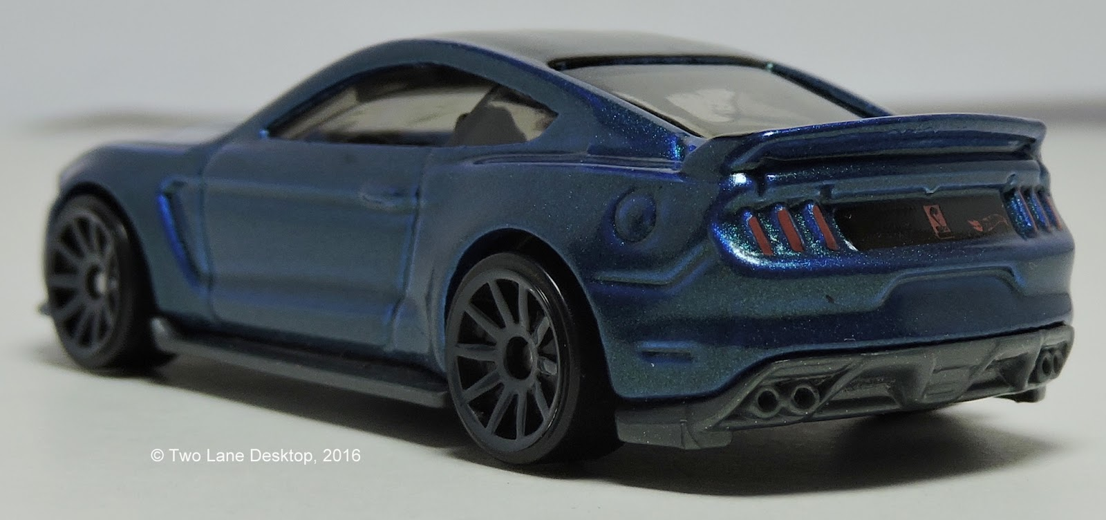2017 Mustang Shelby Gt350 Black >> Two Lane Desktop: Hot Wheels 2017 Ford Mustang Shelby GT350R