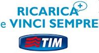 Tim lancia il concorso a premi Ricarica+ e Vinci Sempre