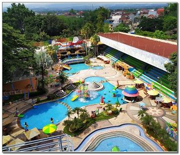 Kapal Garden Hotel Malang Jawa Timur
