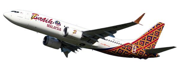 Batik Airline Malaysia