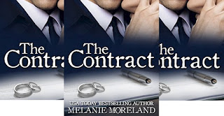 Melanie Moreland's Book: The Contract Series