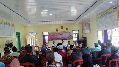 """Musrenbangdes Jambu Karya, """"Butuh Dukungan Masyarakat Untuk Membangun Desa Lebih Baik"""""""