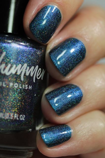 KBShimmer If You've Got It, Haunt It swatch by Streets Ahead Style