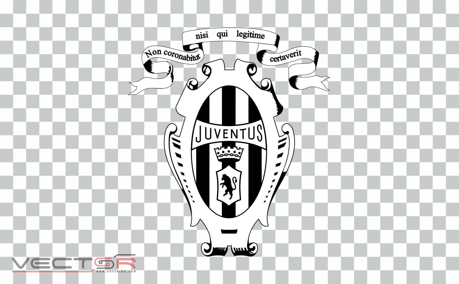 Stemma della Juventus (1905) Logo - Download .PNG (Portable Network Graphics) Transparent Images
