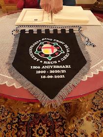 Arxiconfraria Sant Crist de la Creu (2021-9-18) 120/1e aniversari