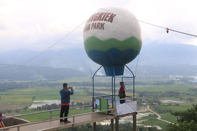 Balon Terbang Cinangkiak