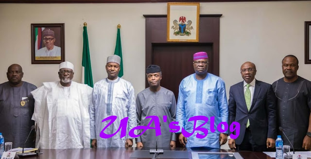 Osinbajo Inaugurates Sanctions Committee