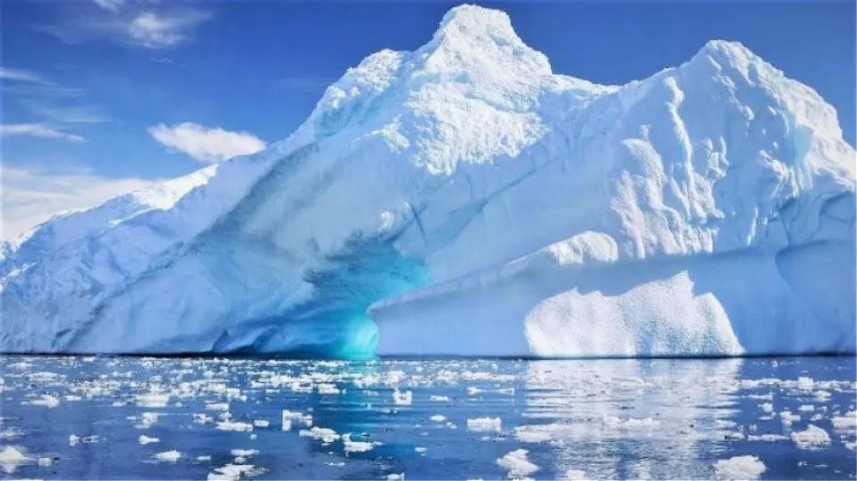 Έμειναν άναυδοι με αυτό που είδαν στην Ανταρκτική