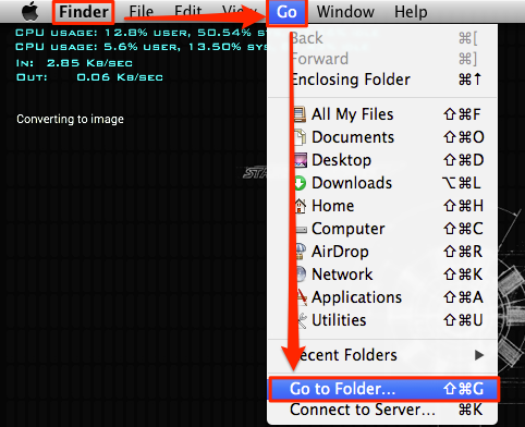 Zsoldier's Tech Blog: Mac: Background flashes, Dock not showing up