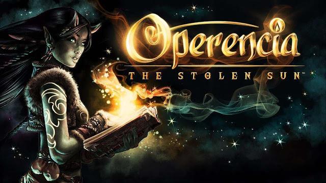 Operencia: The Stolen Sun, RPG em um mundo incrível