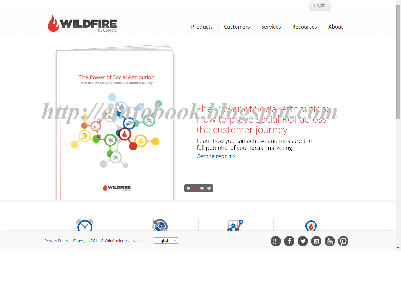 E info Book Google wildfire