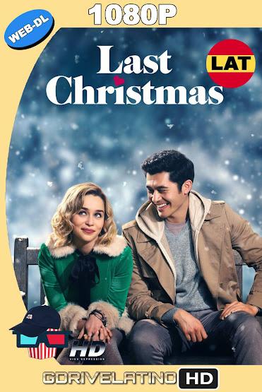 Last Christmas: Otra Oportunidad para Amar (2019) WEB-DL 1080p Latino-Ingles MKV