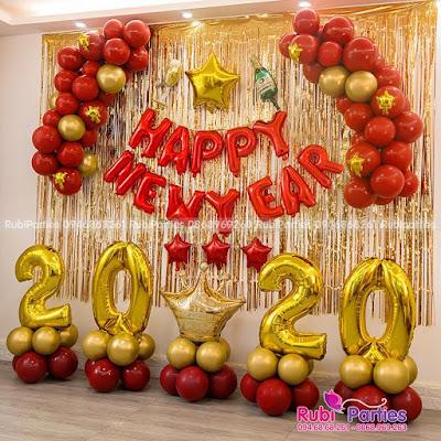 Bong Happy New Year HPNY57