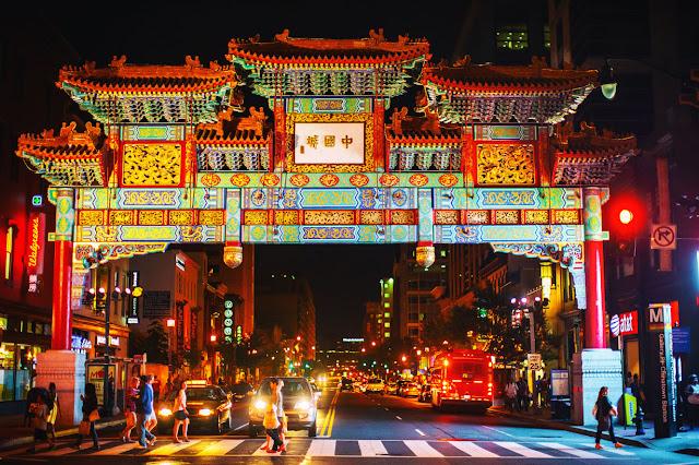 Chinatown en Washington