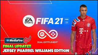 Download FTS 2021 MOD FIFA 21 Next Gen Winter Season Final Update & Bayern Munchen new Jersey Edition HD