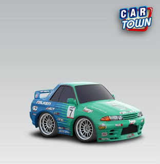 Nissan Skyline GT R R32 1994 Team Falken UK