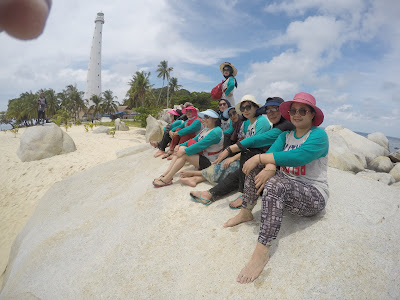 one day trip belitung