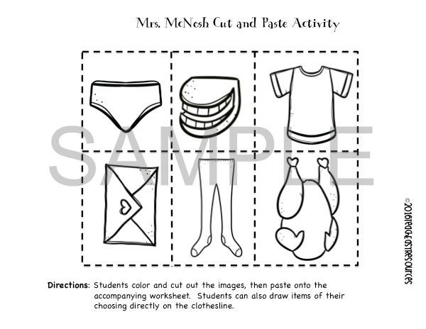 Teach Easy Resources: Preschool Activities to Accompany