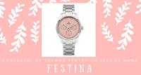 Castiga un ceas de dama Festina 16813/2
