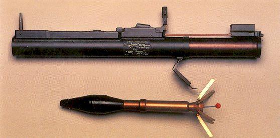 США передають Литві США передають гранатомети M72LAW