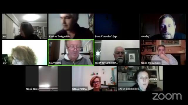 Ανταρσία στο Μωριά: Με μεγάλη επιτυχία η διαδικτυακή εκδήλωση για τη διαχείριση των απορριμμάτων (βίντεο)