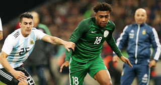 Argentina Kalah 2-4 dari Nigeria - Friendly Match