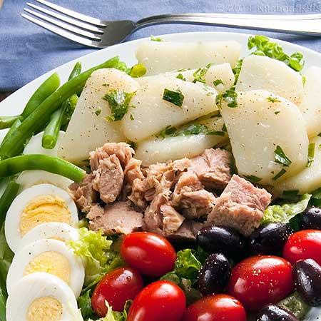 Salade Niçoise